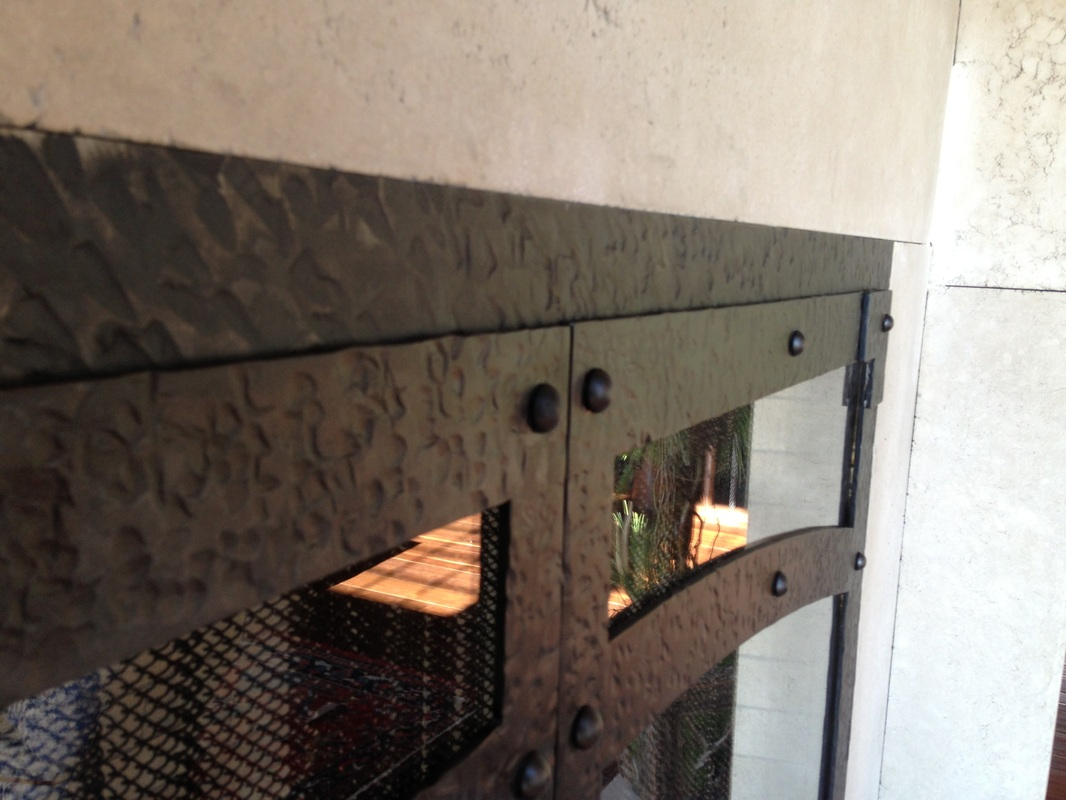 fireplace doors north shore iron works